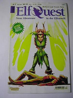 Elfquest - Neue Abenteuer in der Elfenwelt 17: Wendy und Richard Pini
