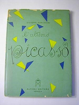 L'Ultimo Picasso: Giuseppe Marchiori