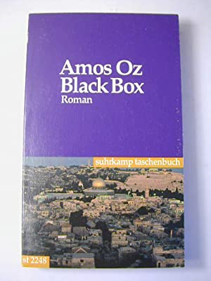 Black Box. Roman: Amos Oz