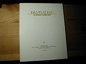 Das Plateau. Die Zeitschrift Im Radius-Verlag Nr.: Günter Kunert /