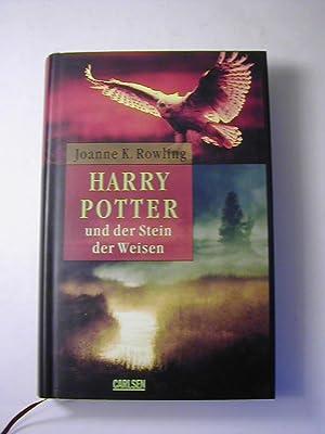 Harry Potter und der Stein der Weisen: Joanne K. Rowling