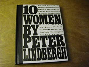 10 women ein bonsai book von peter lindbergh karl lagerfeld vorw schirmer mosel m nchen. Black Bedroom Furniture Sets. Home Design Ideas