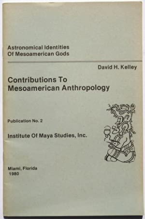 Astronomical Identities of Mesoamerican Gods.