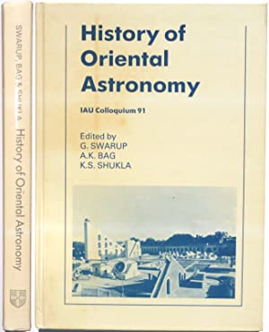 History of oriental astronomy : proceedings of an International Astronomical Union Colloquium No....