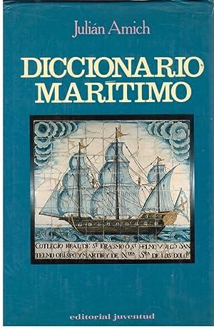 DICCIONARIO MARITIMO.: Amich, Julian