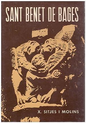 SANT BENET DE BAGES. Estudi arqueològic: Sitjes i Molins,