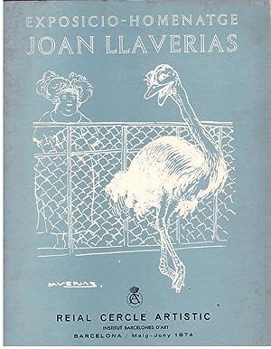 EXPOSICIO-HOMENATGE JOAN LLAVERIAS.