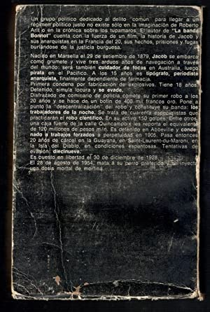 UN ANARQUISTA DE LA BELLE EPOQUE JACOB: THOMAS, BERNARD; ARIEL BIGNAMI, (TRADUCCION); OSCAR SMOJE, ...