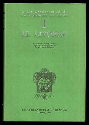 GUÍAS NATURALISTAS DE LA PROVINCIA DE CÁDIZ, I; El LITORAL (GUÍA NATURALISTA ...