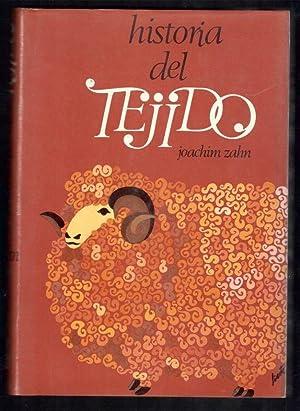 HISTORIA DEL TEJIDO: ZAHN, JOACHIM; ENRIQUE