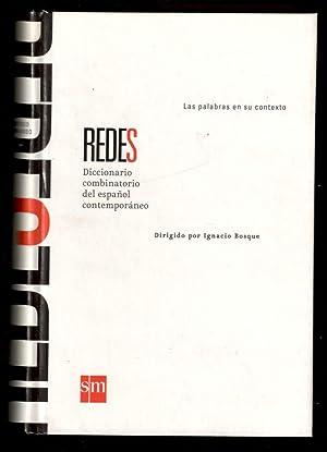 REDES; DICCIONARIO COMBINATORIO DEL ESPAÑOL CONTEMPORÁNEO: VV.AA.; IGNACIO BOSQUE,