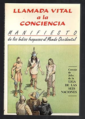 LLAMADA VITAL A LA CONCIENCIA; MANIFIESTO DE: VV.AA., (CONSEJO DE