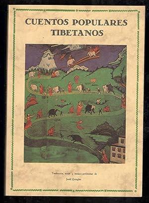 CUENTOS POPULARES TIBETANOS: AÑO 1986; PALMA DE: VV.AA.; JORDI QUINGLES,
