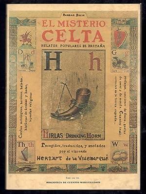 MISTERIO CELTA, EL TOMO II; RELATOS POPULARES: BREIZ, BARZAZ; HERSART