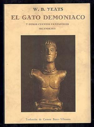GATO DEMONÍACO Y OTROS CUENTOS FANTÁSTICOS IRLANDESES,: YEATS, WILLIAM BUTLER,