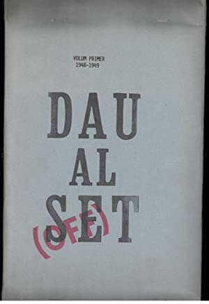 DAU AL SET, 2 VOLÚMENES EDICION FACSIMIL: VV.AA.