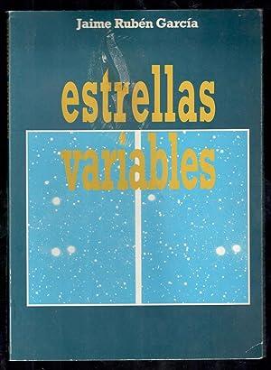 ESTRELLAS VARIABLES: GARCÍA, JAIME RUBÉN;