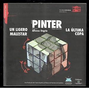 UN LIGERO MALESTAR (A SLIGHT ACHE); LA: PINTER, HAROLD; ALFONSO