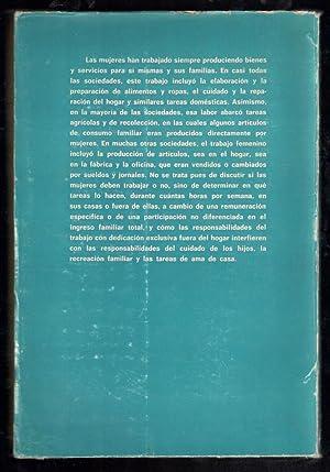 MADRE QUE TRABAJA, LA: WLADIS HOFFMAN, LOIS; F. IVAN NYE; DANIEL LANDES, (TRADUCCION)