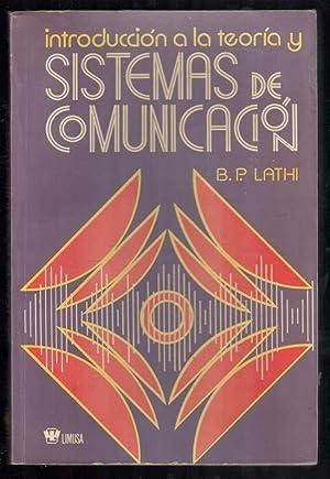 INTRODUCCIÓN A LA TEORÍA Y SISTEMAS DE: LATHI, B.P.; ENRIQUE