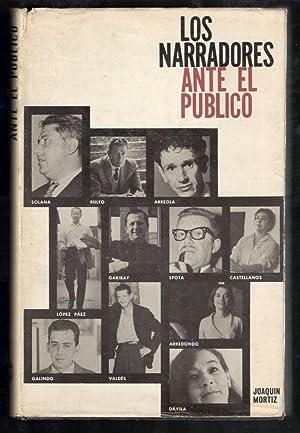 NARRADORES ANTE EL PUBLICO, LOS (1ª SERIE): VV.AA.; RAFAEL SOLANA;