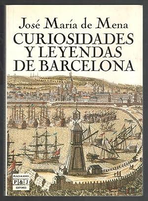 CURIOSIDADES Y LEYENDAS DE BARCELONA: MENA, JOSÉ MARIA
