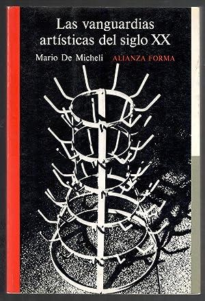 VANGUARDIAS ARTÍSTICAS DEL SIGLO XX, LAS: MICHELI, MARIO DE;