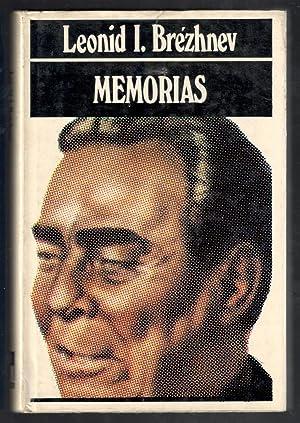 MEMORIAS; LA PEQUEÑA TIERRA, RESURGIMIENTO, TIERRAS VÍRGENES: BREZHNEV, L.I.; ÁNGEL ...