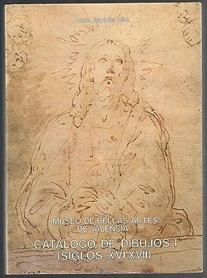 CATALOGO DE DIBUJOS I (SIGLOS XVI-XVII); MUSEO: ESPINOS DÍAZ, ADELA