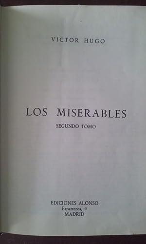 LOS MISERABLES, 2º TOMO: Hugo, Víctor.