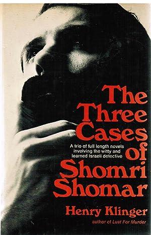 Three Cases of Shomri Shomar: Klinger, Henry