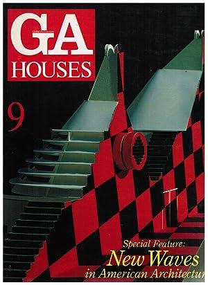 GA Houses 9 - New Waves in: editors