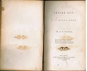 Inside Out: A Curious Book: Francis, Dr. S.