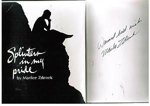Splinters in My Pride: Zdenek, Marilee
