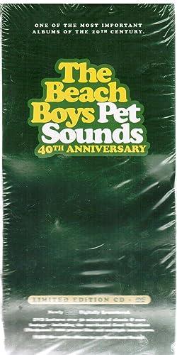 Beach Boys - Pet Sounds 40th Anniversary Limited editon with DVD: Beach Boys