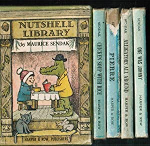 The Nutshell Library: Alligators All Around, Chicken Soup with Rice, One Was Johnny, Pierre,: ...