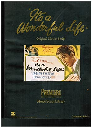 "It's a Wonderful Life"" the Screenplay Script: Frank Capra. With"