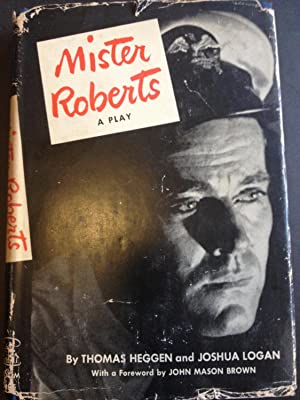 Mister Roberts, A Play Henry Fonda Photo: Heggen, Thomas &