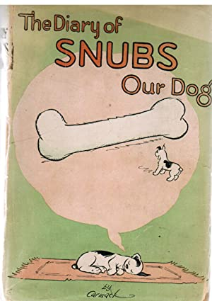 Diary Of Snubs Our Dog: Carmack, Paul R