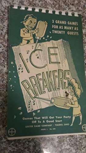 ICE BREAKERS 3 Grand Games for as: Leister Game Co