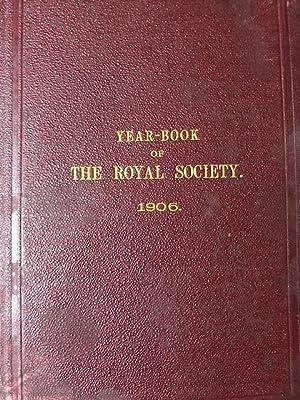 Year-book of the Royal Society of London 1906: Royal Society staff