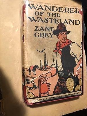 Wanderer of the Wasteland: Grey, Zane