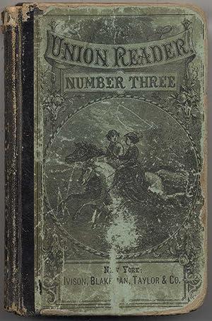 Sander's Union Reader Number Three: Charles W. Sanders,