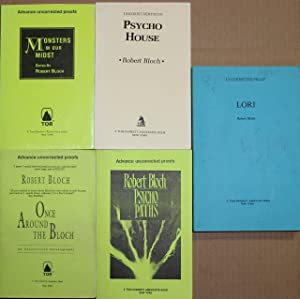 Five Proofs - Lori, Monsters in Our Midst, Once Around the Bloch Psycho House, Pyscho - Paths
