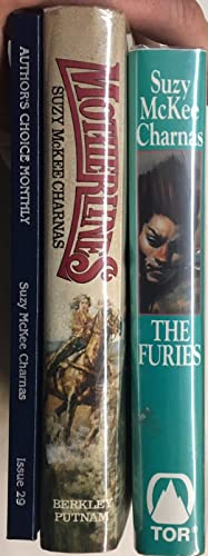 Three volumes. Moonstone and Tiger Eye, Motherlines and The Fury's