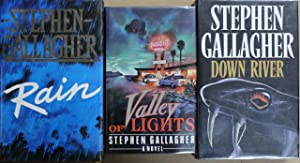 Three volumes:- DownRiver, Rain and Valley of Lights