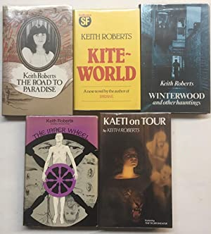 Five titles. Kiteworld, The Road to Paradise, Kaeti on Tour and Winterwood and other Hauntings an...