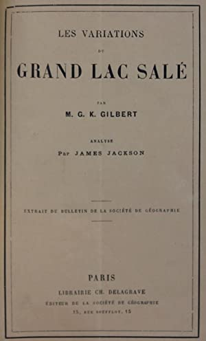 Les Variations du Grand Lac Sale