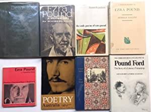1) Laurette Veza, Poetes d'aujord'hui. 2) Michael Reck. Ezra Pound a Close-up. 3) Ezra Pound, Red...