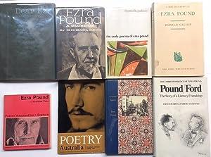 1) Laurette Veza, Poetes d'aujord'hui. 2) Michael: Pound, Ezra -